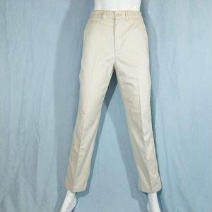 Karen Scott Sport Petite 4 Cream Pants EUC